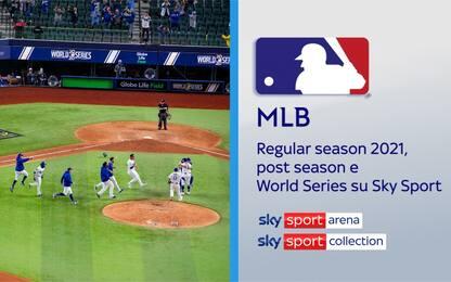 Mlb, un'intera stagione da vivere su Sky Sport