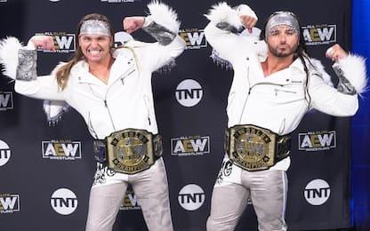 AEW: Tyson e grandi match, Dynamite fa il botto
