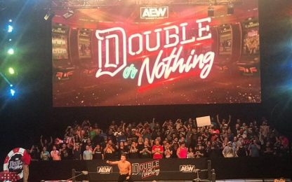 AEW Double Or Nothing: le pagelle dell'evento