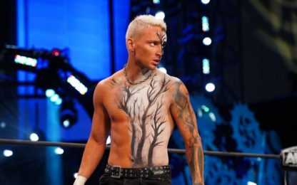 Wrestling AEW: Darby Allin accende Fyter Fest