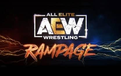 Wrestling Aew, su Sky arriva anche Rampage