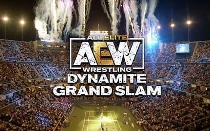 La AEW va a New York e fa Grand Slam