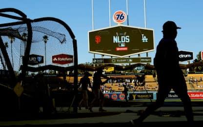 MLB, tutto in una notte fra Giants e Dodgers