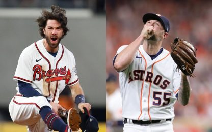 World Series, parte la sfida tra Houston e Atlanta