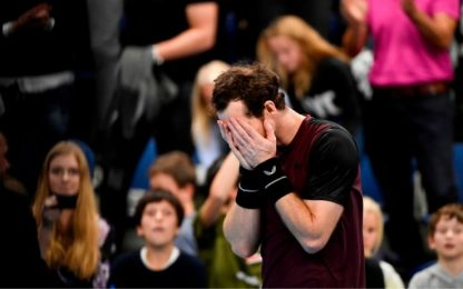 Favola Andy Murray: trionfo e lacrime ad Anversa