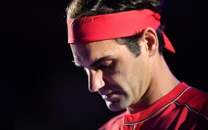 Federer salta Parigi: al suo posto Seppi