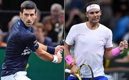 Djokovic e Nadal non sbagliano: ottavi a Bercy
