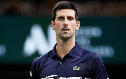 Djokovic guarito dal Covid, tampone negativo