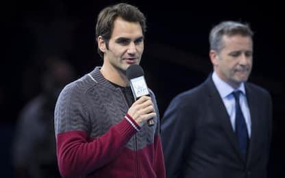 Finals 2014, la finale mai giocata da Roger. VIDEO