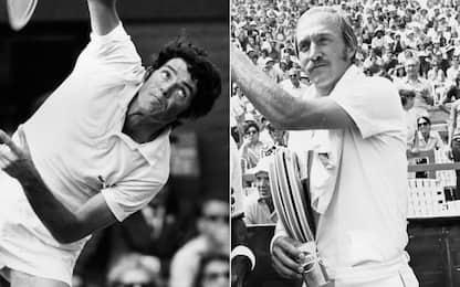 Finals 1972, l'amicizia tra Gorman e Smith. VIDEO