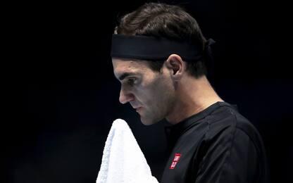Finals, sorpresa Federer: ko con Thiem al debutto