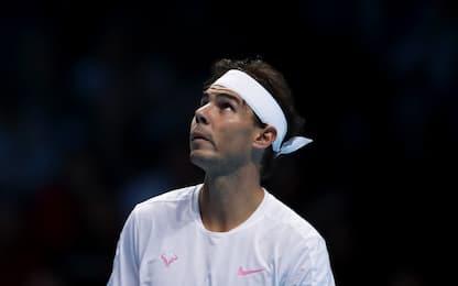 Nadal, falsa partenza: vince Zverev 6-2, 6-4