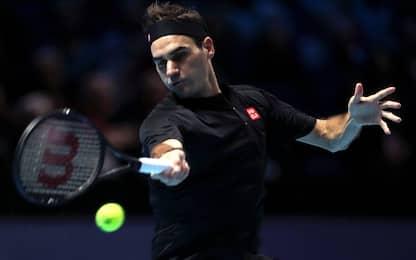 ATP Finals: Djokovic-Federer LIVE