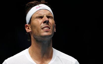 Nadal eliminato: semifinale Tsitsipas-Federer