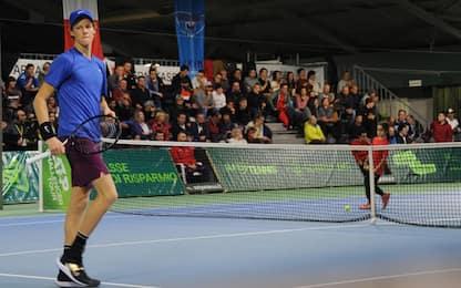 ATP Challenger Ortisei, Sinner in semifinale