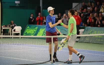 Ortisei, Sinner in finale: sfiderà austriaco Ofner