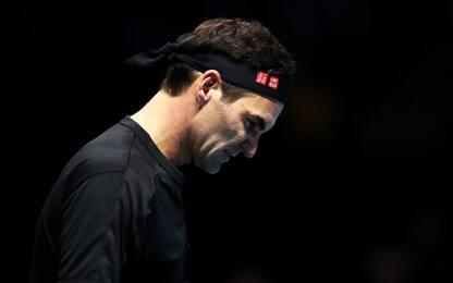 Tsitsipas super, Federer eliminato in semifinale