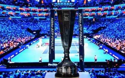 Finals, la finale Thiem-Tsitsipas su Sky alle 19
