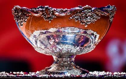 Coppa Davis, Italia tra le favorite. Il programma