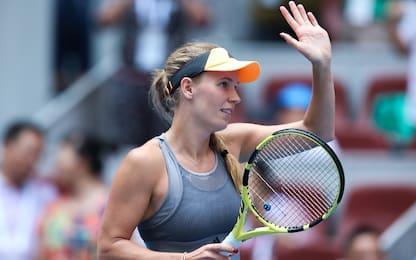 Wozniacki si ritira, a Melbourne l'ultimo torneo