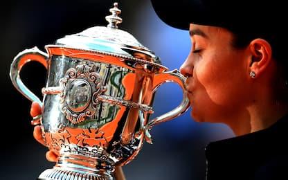 WTA Awards, Barty miglior giocatrice del 2019