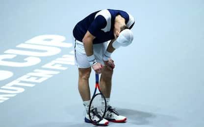 Australian Open, forfait Murray per problema anca