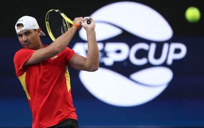 Nadal-Djokovic, capodanno al lavoro per l'Atp Cup