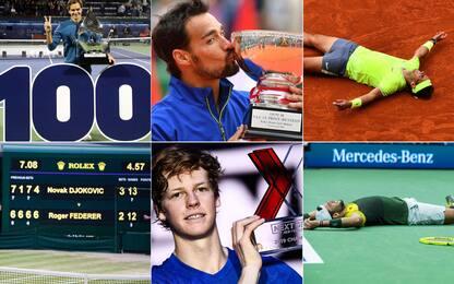 2019, l'anno d'oro del tennis italiano. FOTO