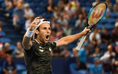 ATP Cup: impresa Travaglia, ma Italia eliminata