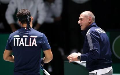 Coppa Davis, a Cagliari Italia-Corea del Sud