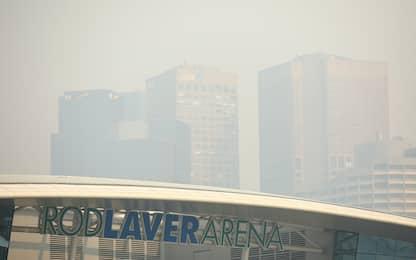 Incendi e pioggia, è caos qualificazioni Aus Open