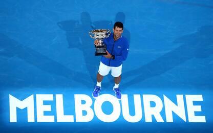 Australian Open, tutti a caccia di robot Djokovic