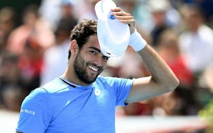 """Berrettini: """"Pronto per il primo Slam da Top 10"""""""