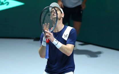 Murray, nuovo stop: salta Montpellier e Rotterdam