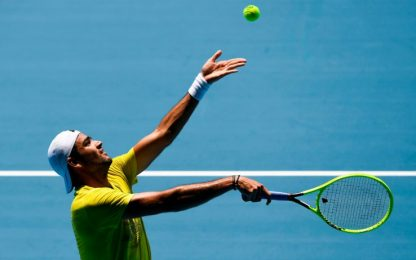 Berrettini apre gli Australian Open: il programma