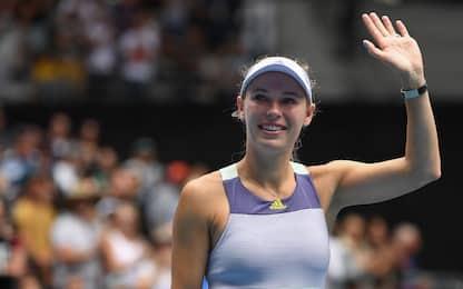 Bella e vincente, Wozniacki saluta il tennis. FOTO