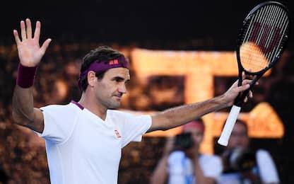 Federer, altra impresa: semifinale con Djokovic