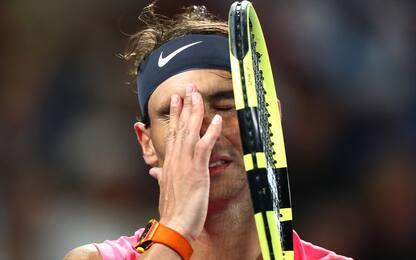 Aus Open: Nadal eliminato, Thiem in semifinale
