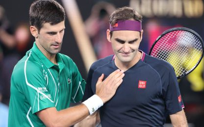 Troppo Nole per Federer: Djokovic in finale