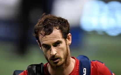 """Murray: """"Ritorno? Sì, ma potrei operarmi di nuovo"""""""