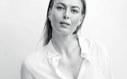 """Sharapova: """"Uniti con amore e ottimismo"""""""