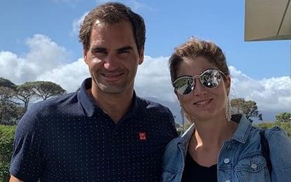 Federer dona 1 milione di franchi per l'emergenza