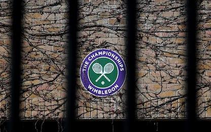 Wimbledon cancellato: prima volta dal 1945