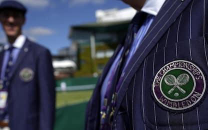 Wimbledon, conti salvi grazie all'assicurazione