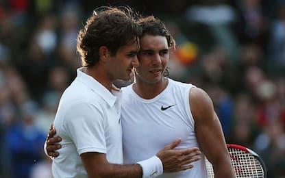 Federer-Nadal e non solo: gli anni 2000 del tennis