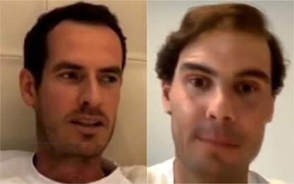 "Esports, Murray punzecchia Nadal: ""Duri un set"""