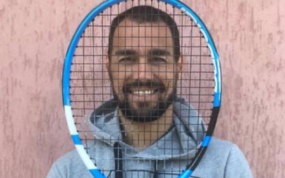 """Fognini: """"Tennis un lavoro, preferisco il calcio"""""""