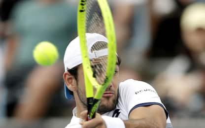 """Berrettini: """"Aiutare tennisti? Prima gli ospedali"""""""