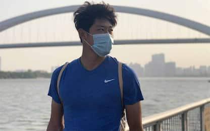 Zhang, il n° 1 cinese torna a casa dopo tre mesi