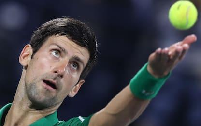 Djokovic, pronta la ripresa: 15 giugno a Belgrado?
